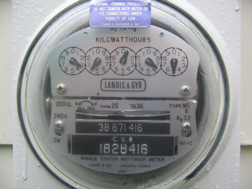 Smart Electric Meter Reading : Electricity distribution ier