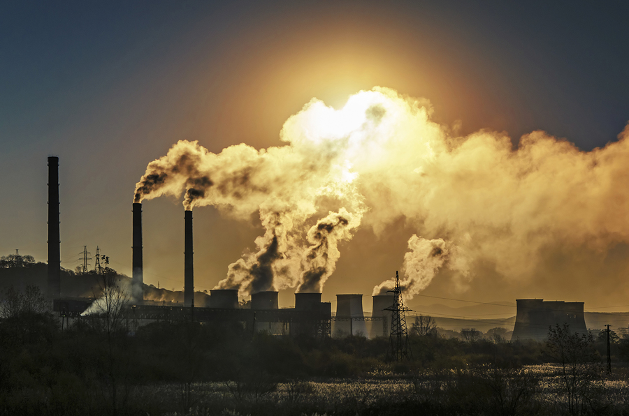 the threats of the greenhouse gasses for the environment